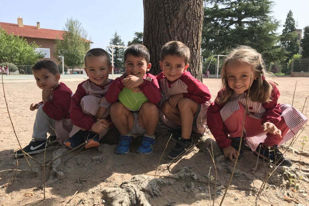 Alumnes infantil